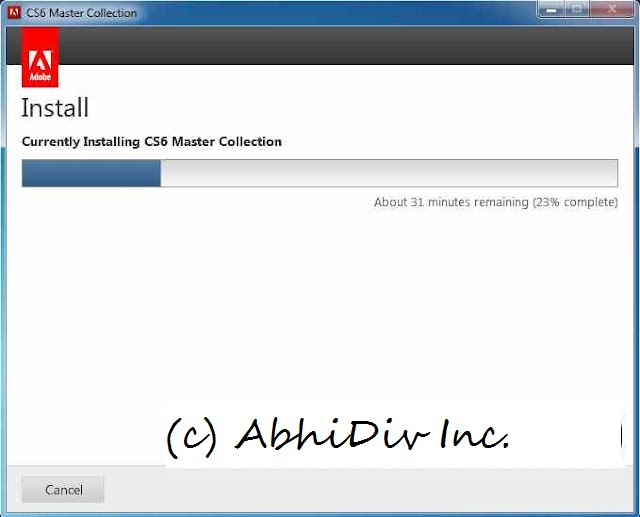 adobe cs6 master collection serial number